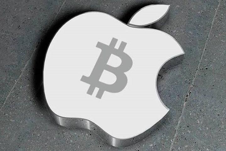 Apple'dan kripto para sürprizi