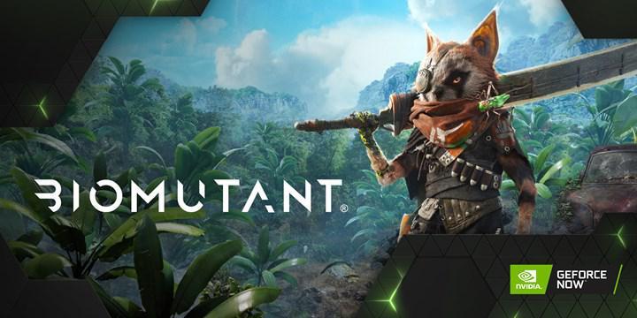 GeForce Now'a 22 yeni oyun ekleniyor