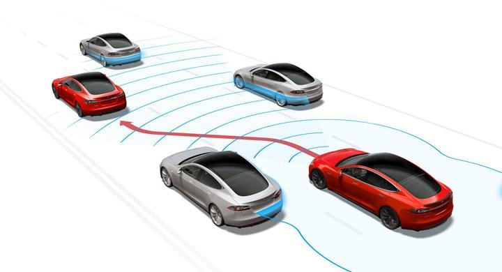 Tesla'nın Autopilot sistemi artık radarsız çalışacak
