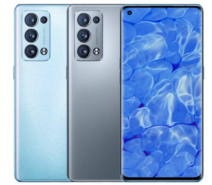 Oppo Reno 6 akıllı telefon serisi tanıtıldı