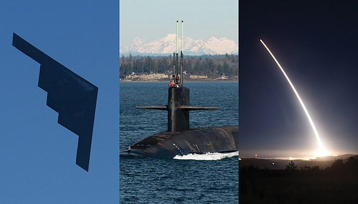 Nükleer silahlar için 634 milyar dolar