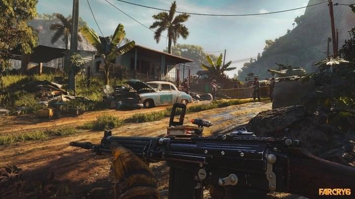 Far Cry 6'dan oynanış videosu paylaşıldı