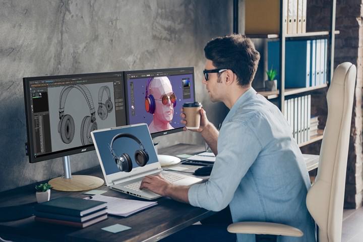 Acer, gözlüksüz 3D görüntü deneyimi sunacak dizüstü bilgisayar hazırlıyor
