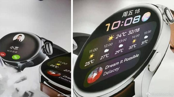 Huawei Watch 3 ortaya çıktı