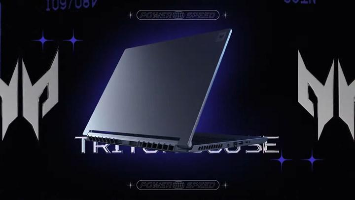 Acer Predator Triton 500 SE modeli Tiger Lake H işlemcilerle geli