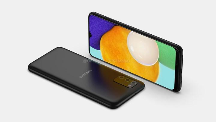 Samsung Galaxy A03s ortaya çıktı