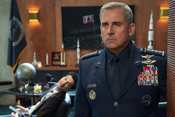 Space Force'un 2. sezon çekimleri başladı