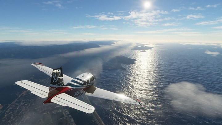 Microsoft Flight Simulator'ın yeni güncellemesi yayınlandı