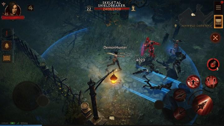 Diablo Immortal ilk bakış