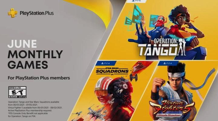 PS Plus Haziran 2021 oyunları indirmeye sunuldu