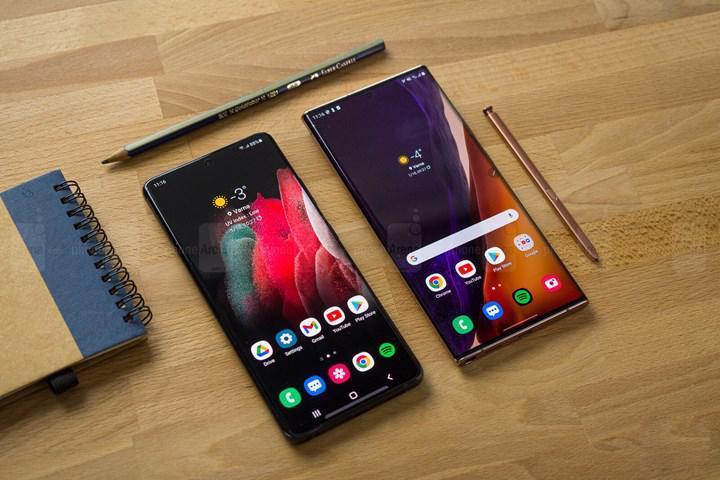 Samsung Galaxy Note serisi geri dönüyor
