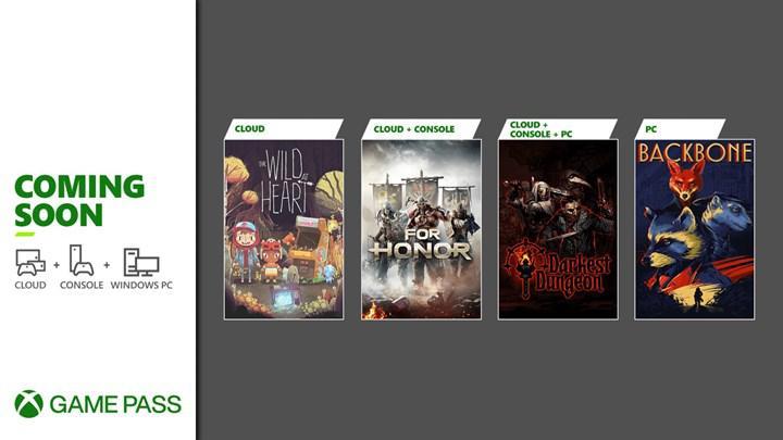 Xbox Game Pass'e Haziran ayında eklenecek oyunlar