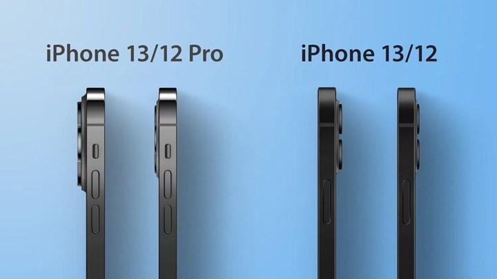 iPhone 13 serisinin pil kapasitesi ortaya çıktı