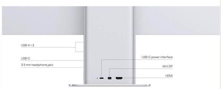 Huawei MateView kablosuz yansıtma yapabiliyor