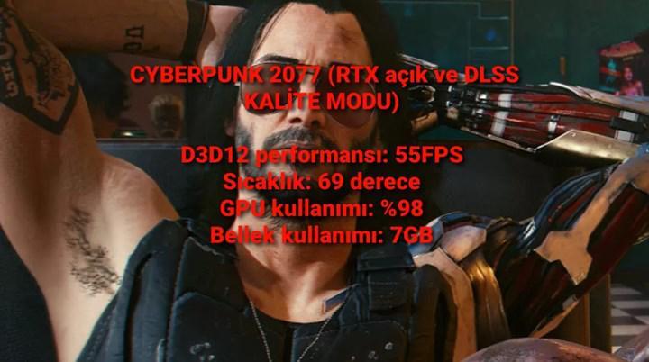 GeForce RTX 3080 Ti mercek altında