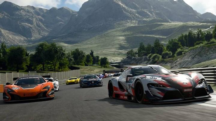 Gran Turismo 7'nin PS4 sürümü onaylandı
