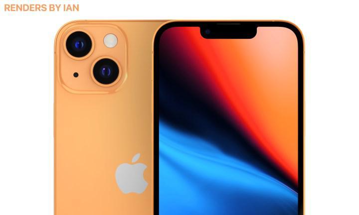 iPhone 13'ün yeni görüntüleri ortaya çıktı