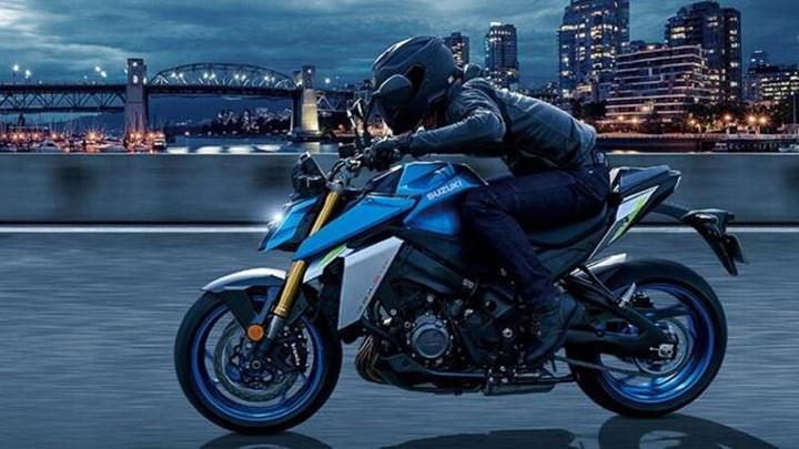 Yenilenen Suzuki GSX-S1000 eylülde Türkiye'de olacak
