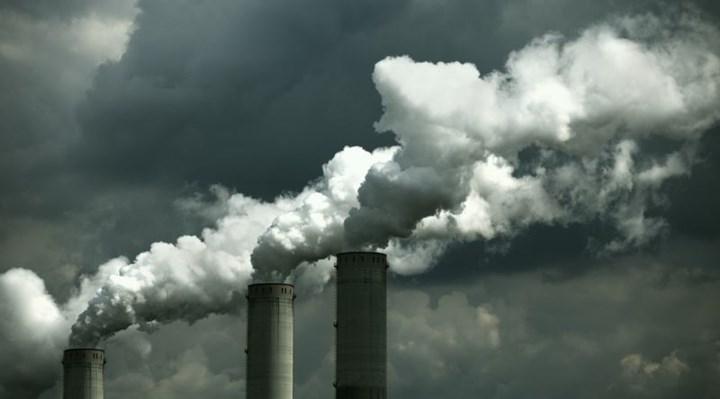 Kapanmaya rağmen karbon salınımı en üst seviyede!