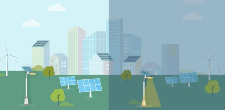 Yenilenebilir enerji büyük şehirlerde popülerleşiyor!