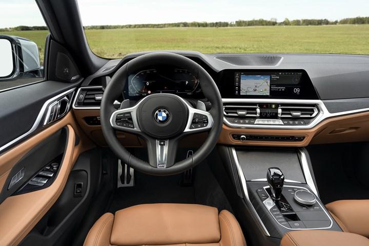 2021 BMW 4 Serisi Gran Coupe, yeni tasarım ve teknolojilerle geldi