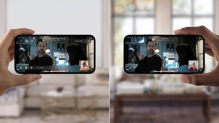 iOS 15 FaceTime özellikleri
