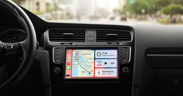 iOS 15'teki tüm yeni CarPlay özellikleri