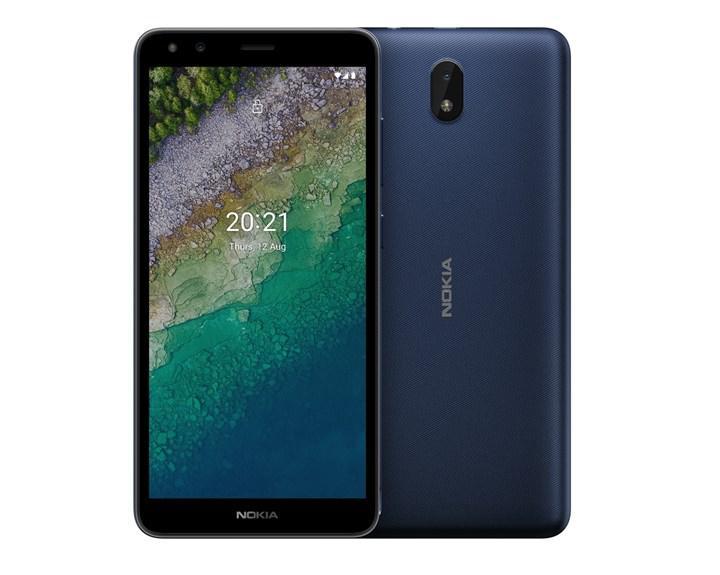 Nokia C01 Plus en giriş seviyeye yerleşiyor