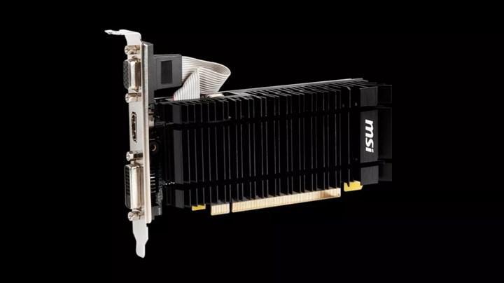 GeForce GT 730 kendisini hatırlattı