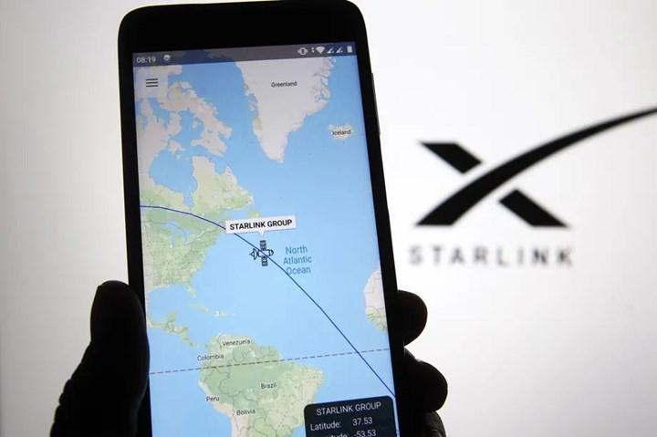 Starlink uçak yolcularına yüksek hızlı kablosuz internet hizmeti sunmaya hazırlanıyor