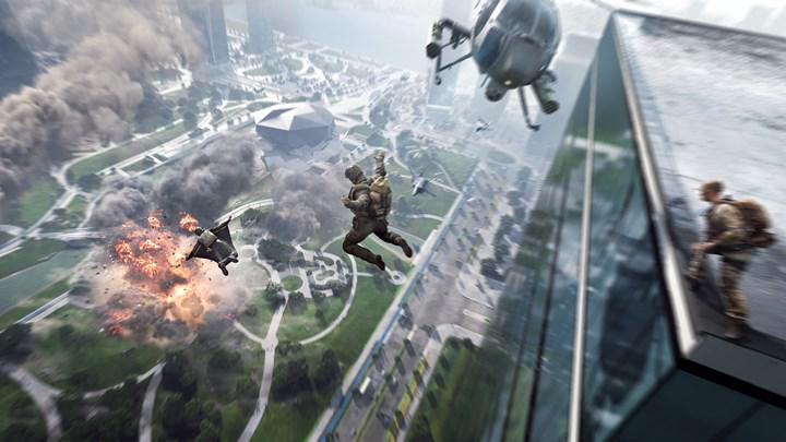Battlefield 2042 oyun içi görüntüleri