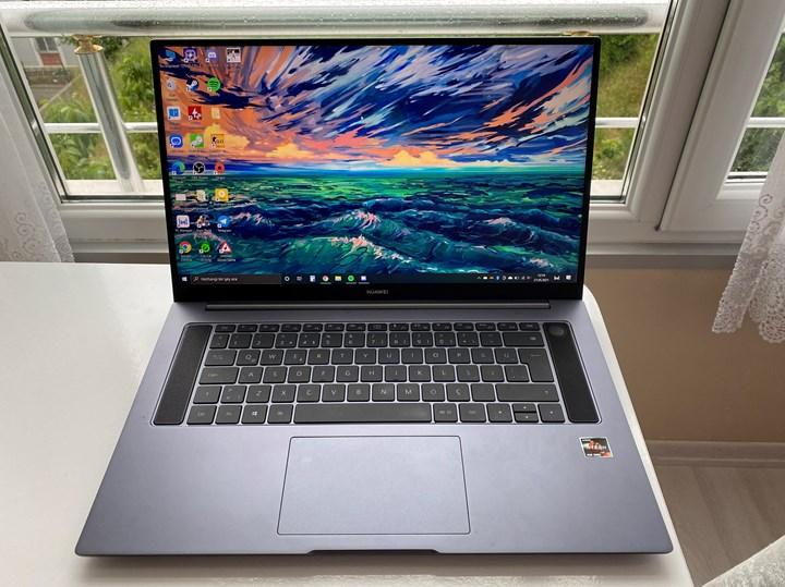 Huawei MateBook D16 inceleme