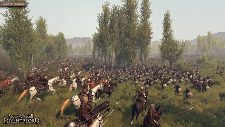 Mount & Blade II: Bannerlord konsollara geliyor