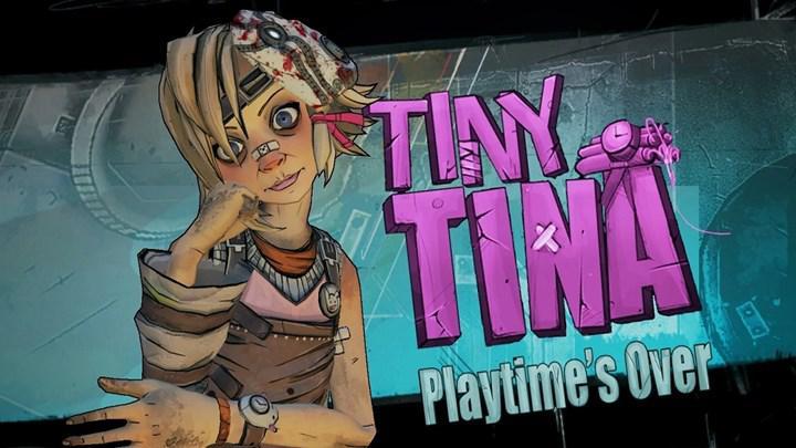 Tiny Tina's Wonderlands duyuruldu