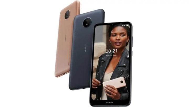 Nokia C20 Plus modeli Android Go ile geliyor