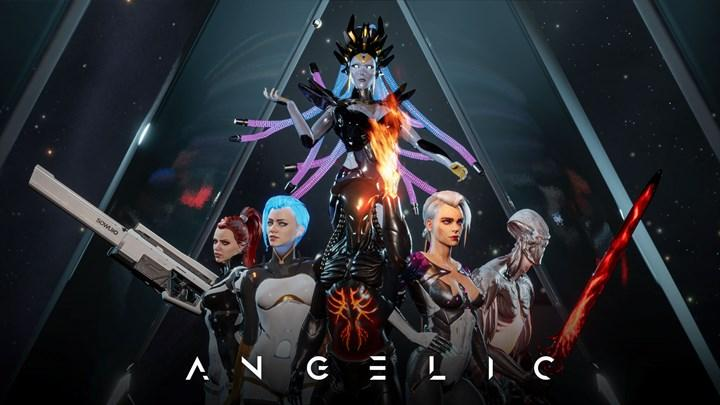 Angelic - ilk bakış