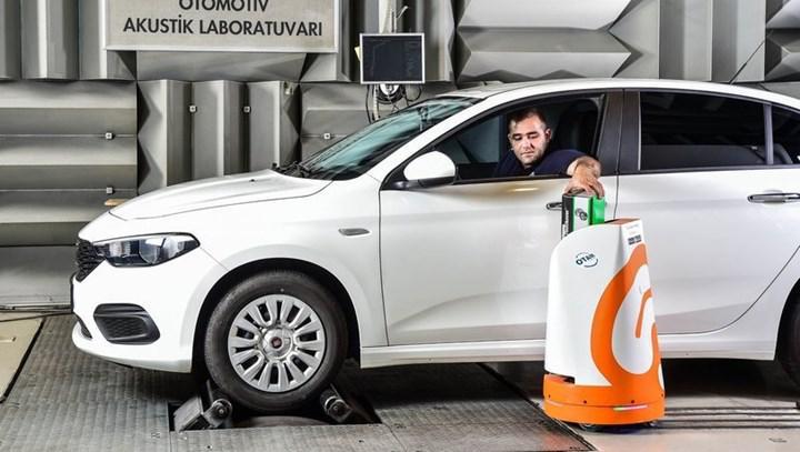 OTAM'da robot personeller göreve başlıyor