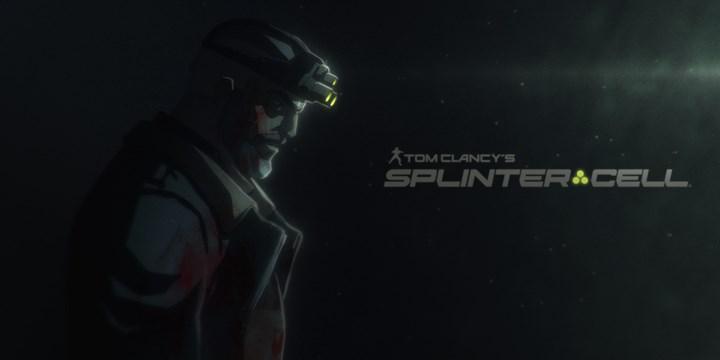 Splinter Cell dizisinden ilk görsel paylaşıldı