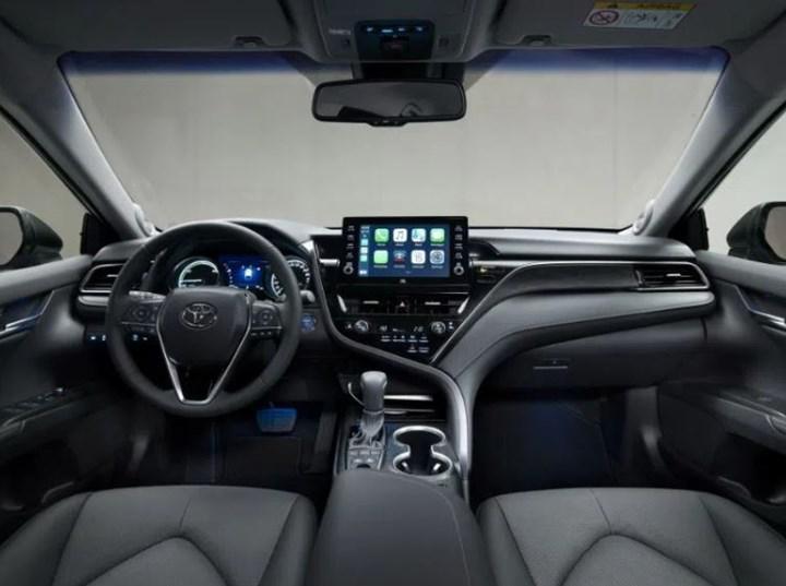 Toyota Camry Hybrid 2021 fiyat