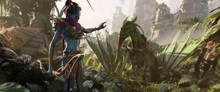 Avatar: Frontiers of Pandora'dan ilk bakış fragmanı paylaşıldı