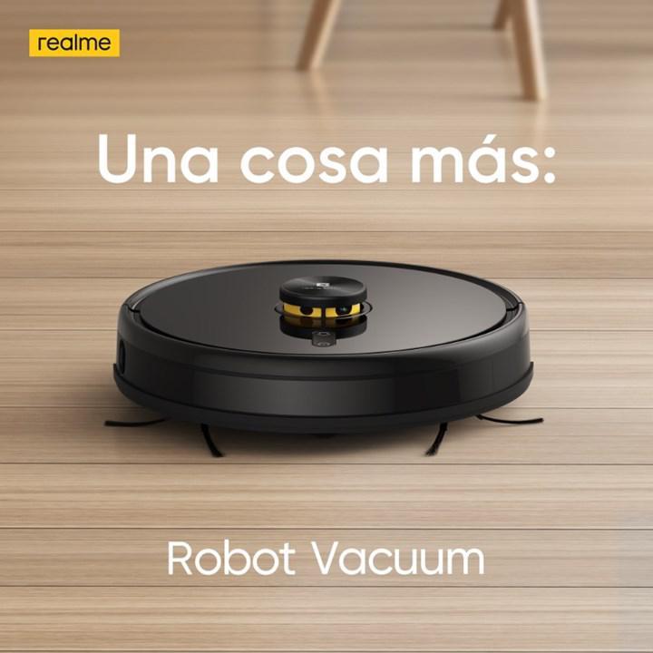 Realme ilk robot süpürgesini piyasaya sürmeye hazırlanıyor
