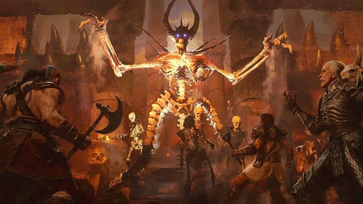 Diablo II: Resurrected'ın çıkış tarihi açıklandı