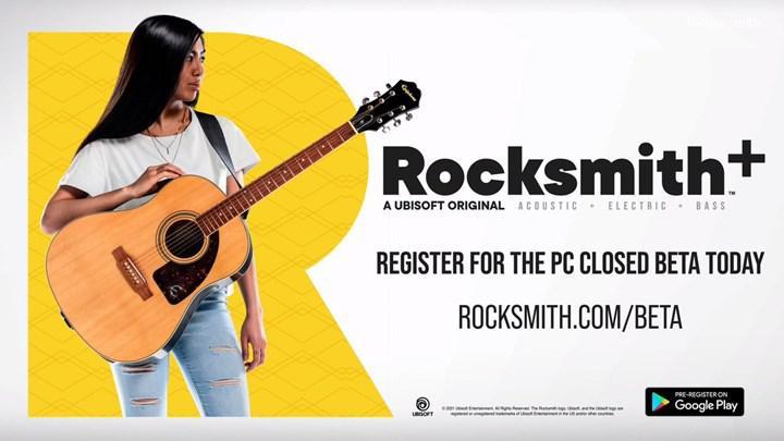 Rocksmith+ duyuruldu