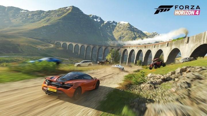 Forza Horizon 5 duyuruldu: İşte çıkış tarihi ve oynanış görüntüleri