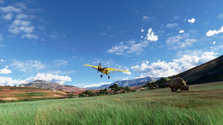 Microsoft Flight Simulator, Xbox Series'e geliyor