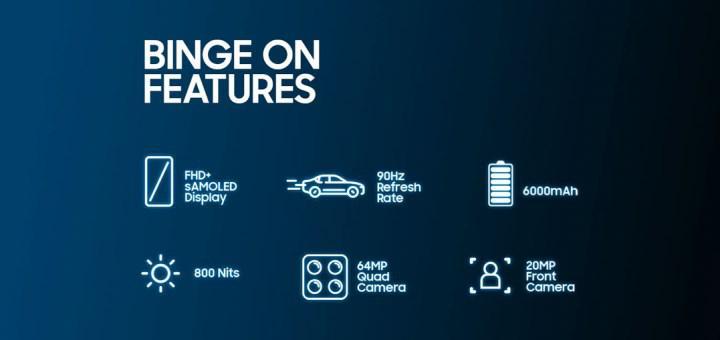 Samsung Galaxy M32'nin çıkış tarihi ve temel özellikleri açıklandı