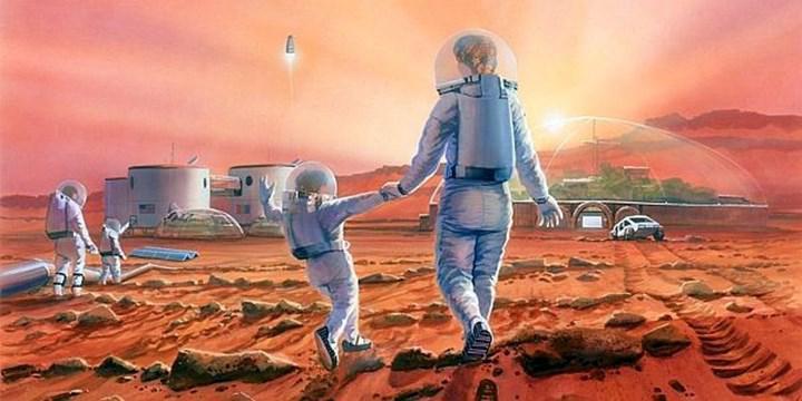 İnsanlığın uzayda çocuk sahibi olabilmesi için önemli çalışma