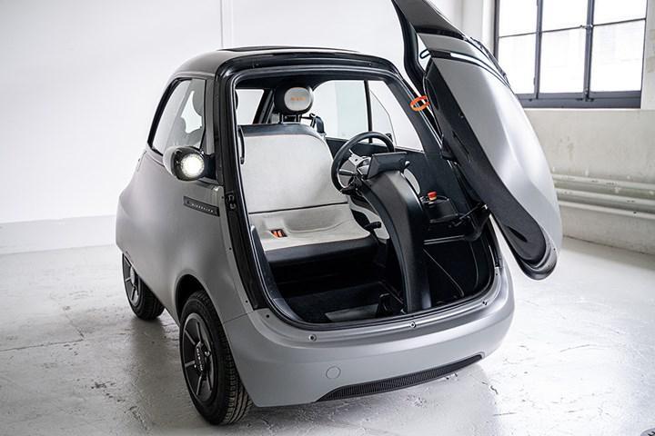 Küçük elektrikli araç Microlino son şeklini aldı: Üretim yakın