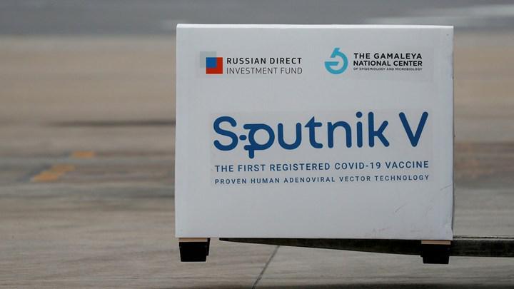 Rusya menşeli Sputnik V aşısı Türkiye'ye geldi