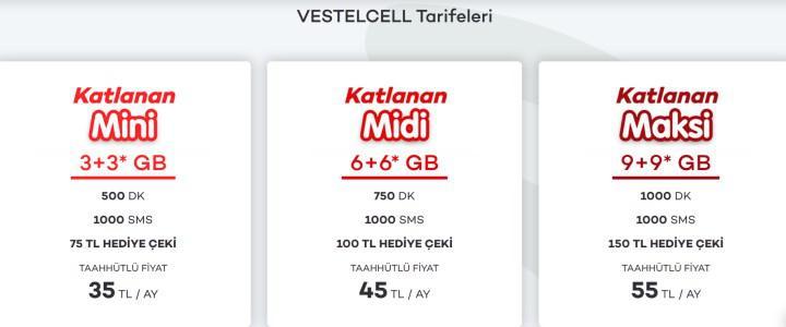 Vestel'den mobil operatör: Vestelcell
